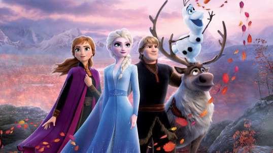 LEDO ŠALIS 2 (Frozen 2)  Lietuviškai Online