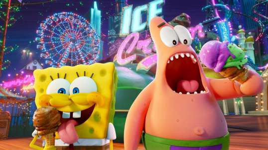KEMPINIUKO FILMAS: BĖGANTI KEMPINĖ 2020 (THE SPONGEBOB MOVIE: SPONGE ON THE RUN) Lietuviškai Online