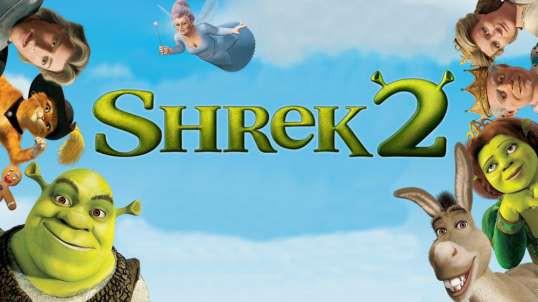 ŠREKAS 2 (SHREK 2) 2004 Lietuviškai Online